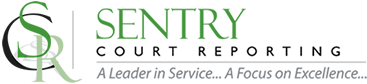 Sentry Court Reporting | Serving NJ, NY and PA
